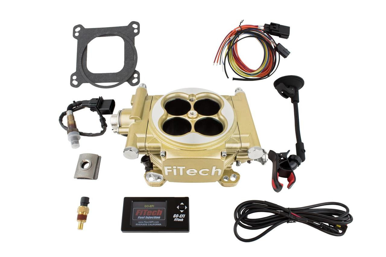 FiTech Easy Street 600 HP Self-Tuning Fuel Injection System 30005 SHIPS FREE