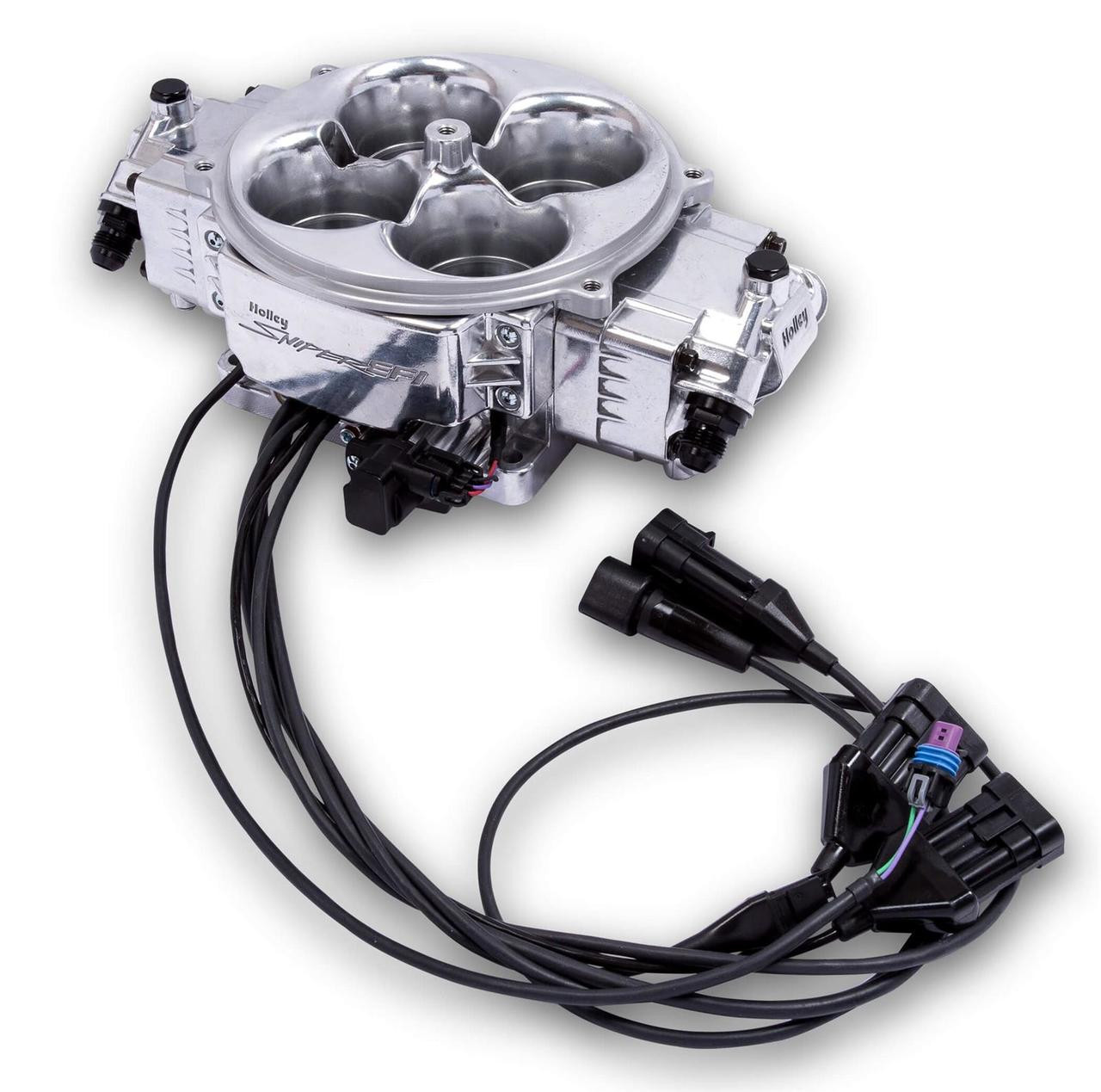 Holley Sniper EFI Stealth 4500 Fuel Injection System 1440 cfm 550-841 FREE SHIPPING