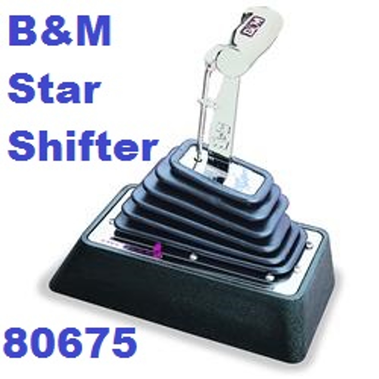B&M StarShifters 3 Speed Automatic Transmissions 80675 FREE SHIPPING