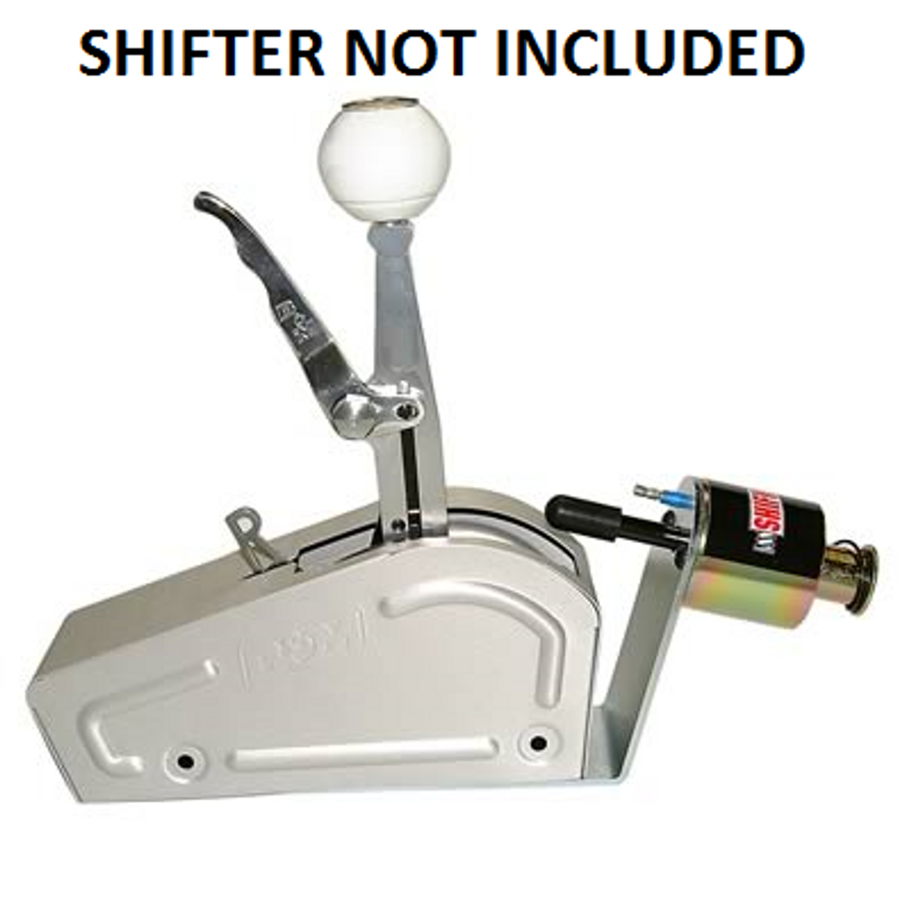 SHIFNOID Electric Shifter Solenoid 2 Speed Powerglide Front Cable SN5000FC (SHIFTER NOT INCLUDED)