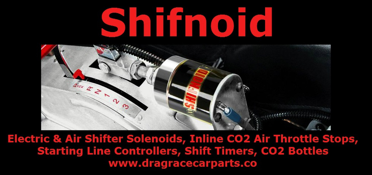 SHIFNOID Electric Shifter Solenoid 2 Speed Powerglide Front Cable SN5000FC