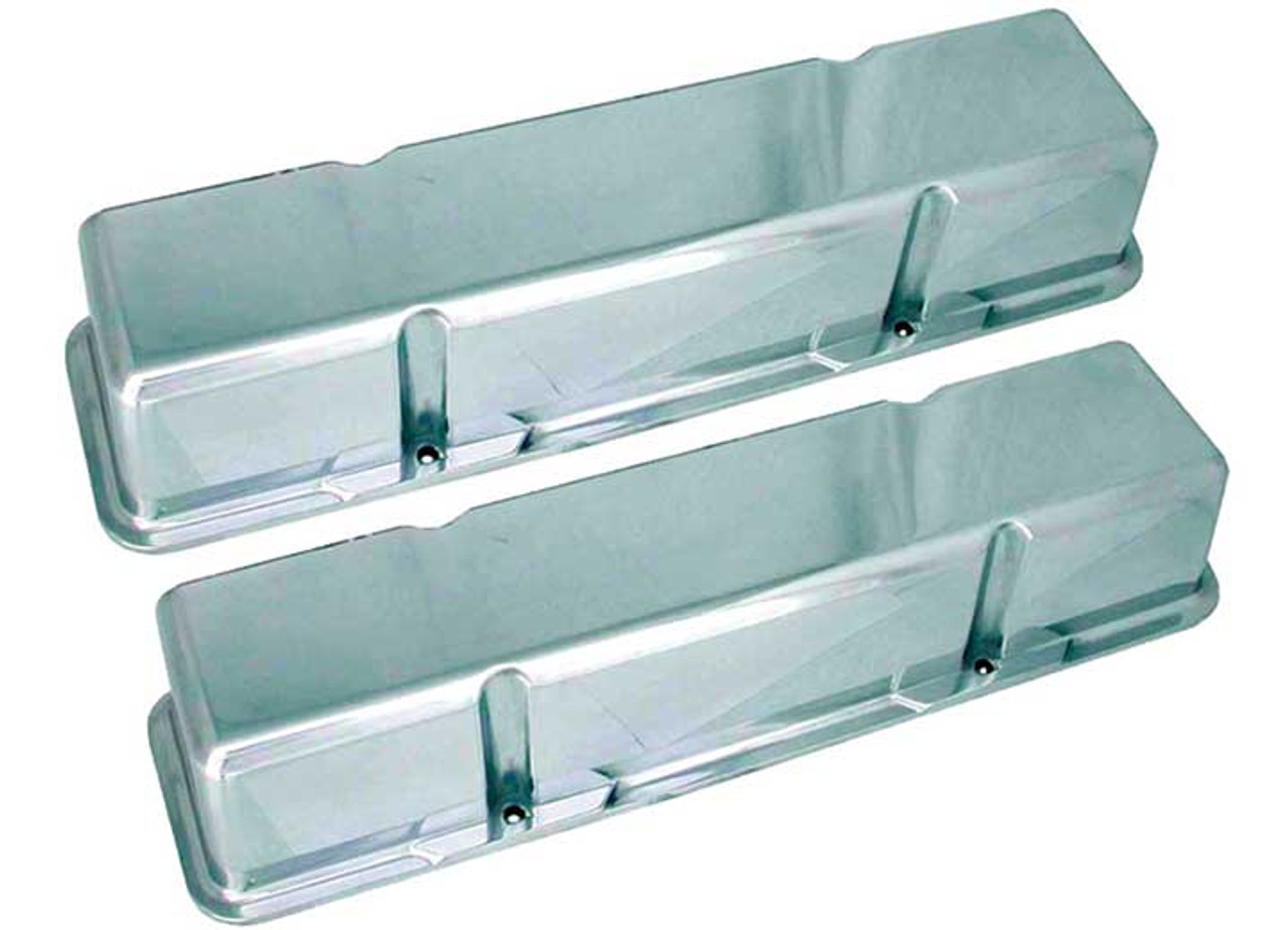 """SBC Small Block Chevy 3 11/16"""" Tall Valve Covers"""