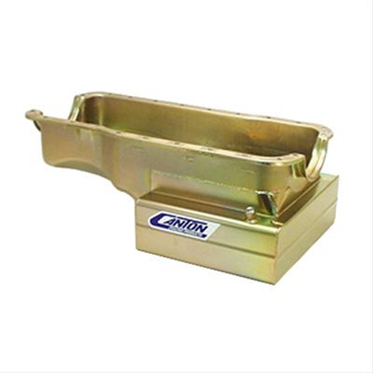 Canton Racing Products Road Race Series Wet Sump Oil Pans 15-680