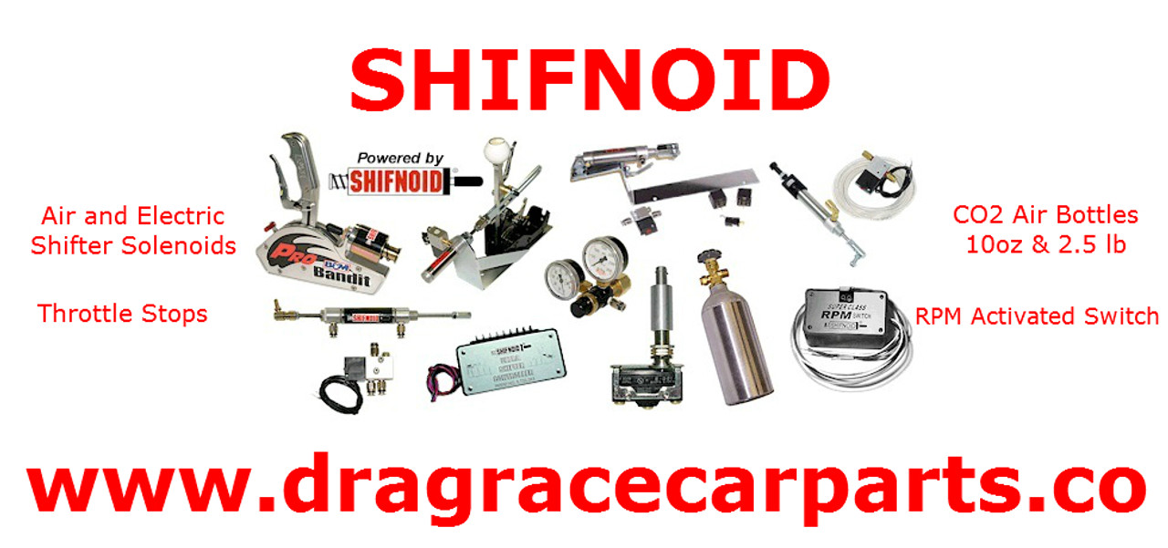 Shifnoid Electric Heavy Duty 2 Speed Shifter Kit For B&M Pro Bandit SN5250 (SHIFTER NOT INCLUDED)