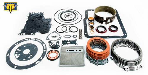 BTE GM Powerglide Transmission High Performance Master Overhaul kit 10 Clutches BTE249100