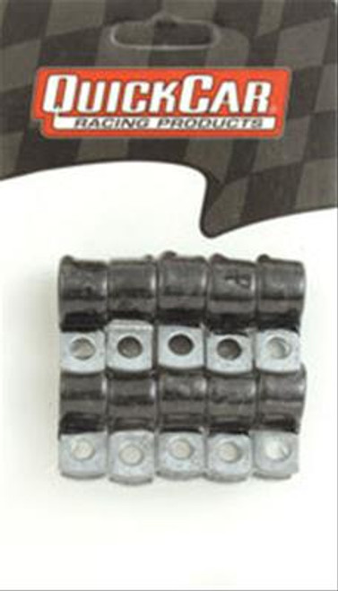 QuickCar Rubber Coated Line Clamps 66-850