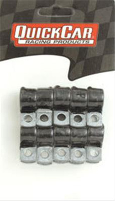 QuickCar Rubber Coated Line Clamps 66-860