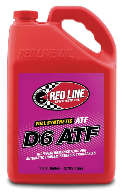 Red Line Synthetic Automatic Transmission Fluid 30705