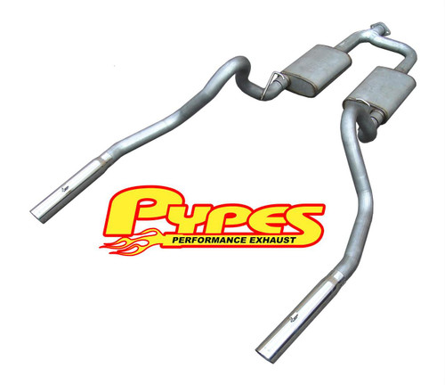Pypes Performance Exhaust Street Pro Exhaust Systems SFM54
