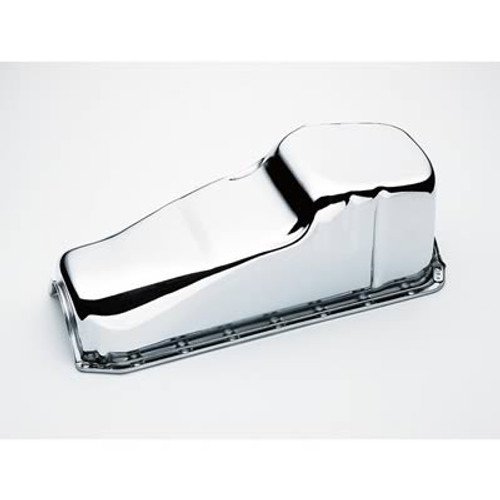 Mr. Gasket Chrome Plated Oil Pans 9781