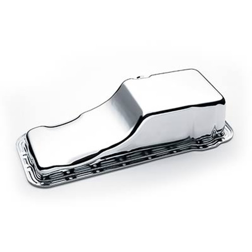 Mr. Gasket Chrome Plated Oil Pans 9432