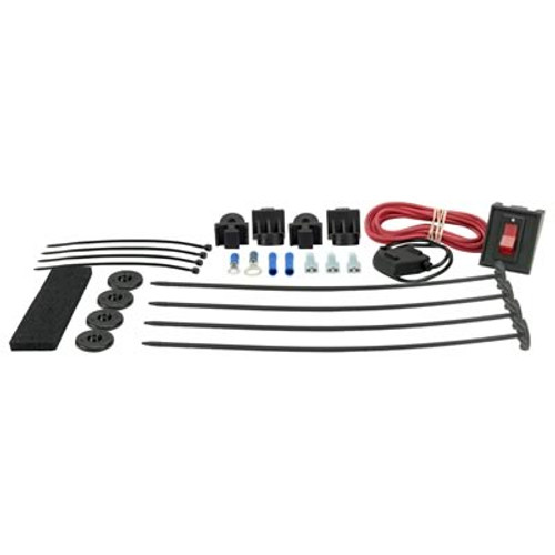 Derale Cooling Products Complete Fan Remount Kits 16742