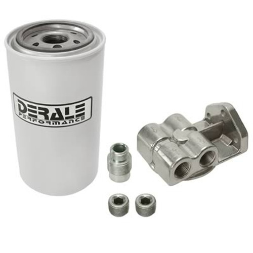 Derale Cooling Products Fuel Filter and Water Separator Kits 13070