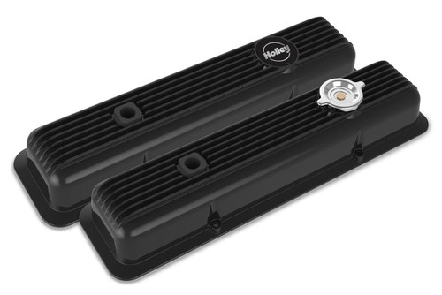 Holley Muscle Series Valve Covers 241-135