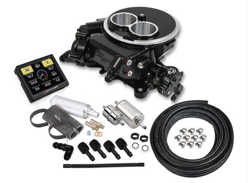 Holley Sniper EFI 2300 Two-Barrel Fuel Injection Systems 550-850K