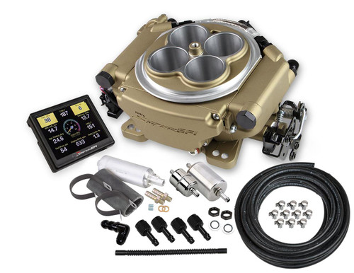 Holley Sniper EFI Self-Tuning Fuel Injection Systems 550-516K