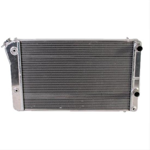 AFCO Racing Bolt-In Direct Fit Aluminum Radiators 84290-P-DP-N