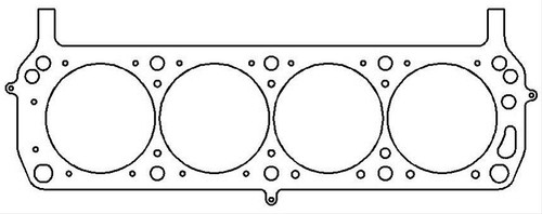 Cometic MLX Head Gaskets C5757-040
