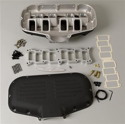 Trick Flow Specialties Box-R-Series EFI Intake Manifolds for Ford 351C and Clevor Conversions TFS-51611119