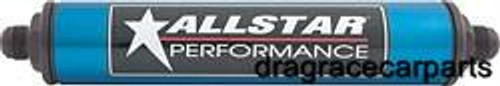 Allstar Performance Inline Aluminum Fuel Filters ALL40217