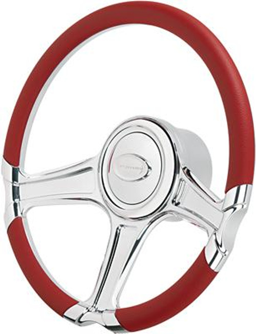 Billet Specialties Half-Wrap Steering Wheels 29308