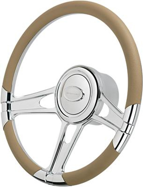 Billet Specialties Half-Wrap Steering Wheels 29301