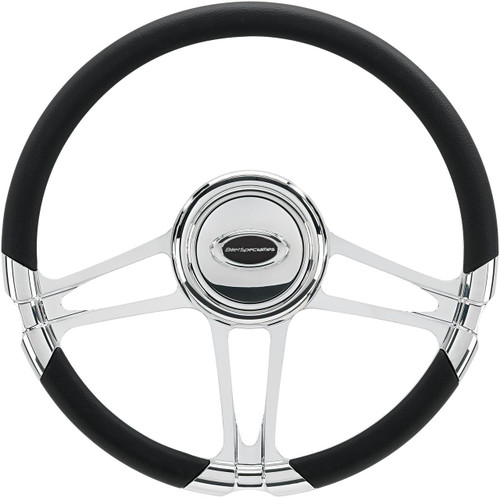 Billet Specialties Half-Wrap Steering Wheels 29315
