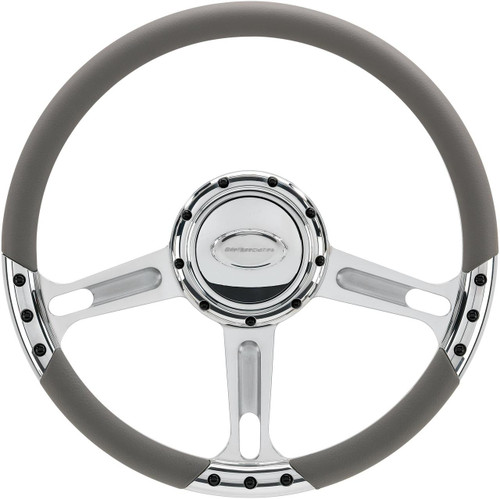 Billet Specialties Half-Wrap Steering Wheels 29244