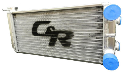 C&R Racing Drag Race Radiators 833-16075