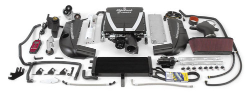 Edelbrock E-Force Corvette C6 Supercharger Street Legal Kits 1591