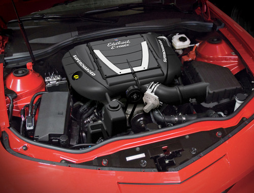 Edelbrock E-Force Camaro SS Stage 1 Street Legal Supercharger Kits 1597 INSTALLED