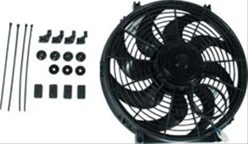 Allstar Performance Curved Blade Electric Fans ALL30072