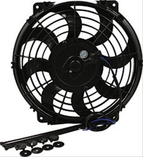 Allstar Performance Curved Blade Electric Fans ALL30074
