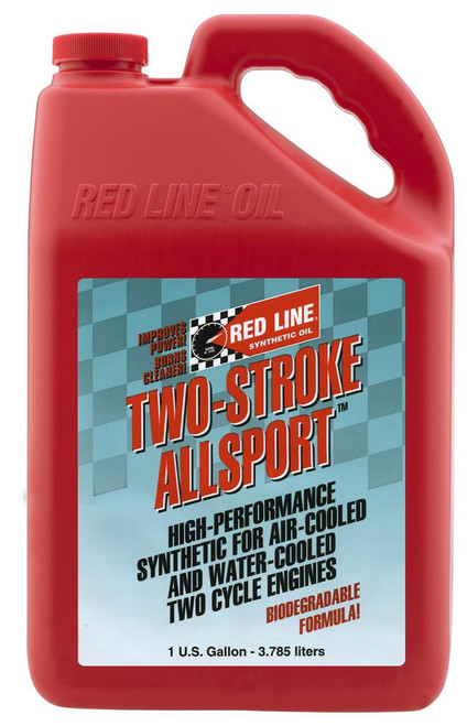 Red Line All Sport Two-Stroke Oil 40805