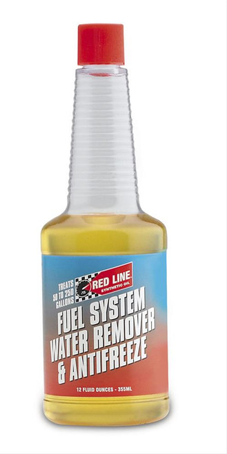 Red Line Fuel System Water Remover and Antifreeze 60302-12