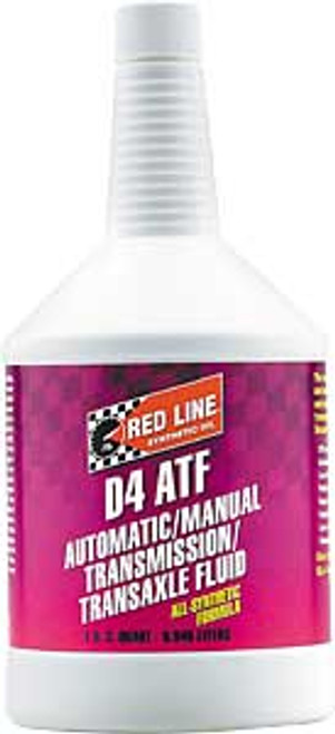RedLine D4 Automatic Transmission Fluid 30504-12