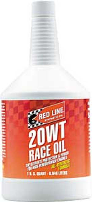Red Line Synthetic Racing Oil 10204-12