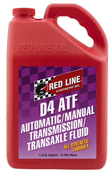 RedLine D4 Automatic Transmission Fluid 30505-4