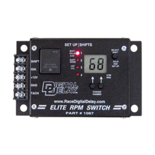 Digital Delay Biondo Elite RPM Switch 4 Shift Points 1067 DDI-1067