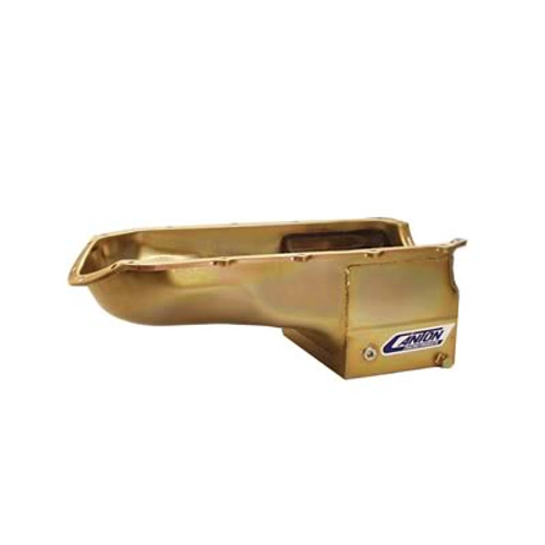 Canton Racing Products Road Race Series Wet Sump Oil Pans 15-452