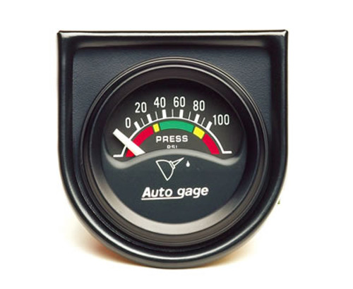 AutoMeter Auto Meter Autogage Analog Gauges 2354