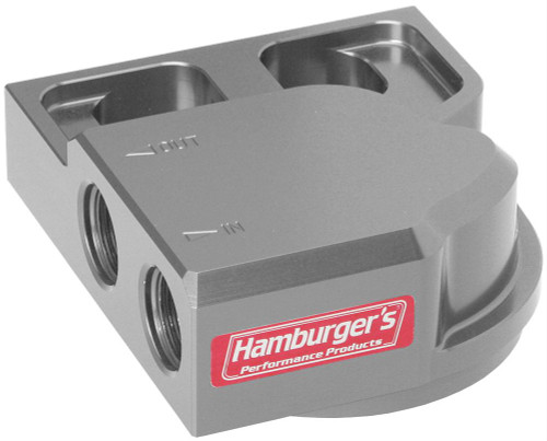 Hamburger's Performance Remote Oil Filter Mounts 3301