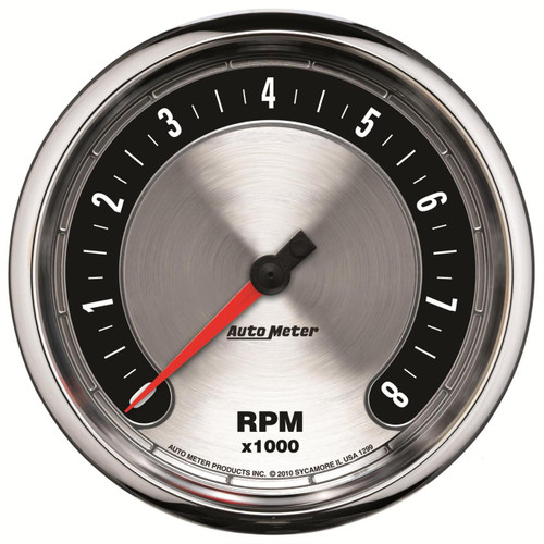 AutoMeter Auto Meter American Muscle Tachometers 1299