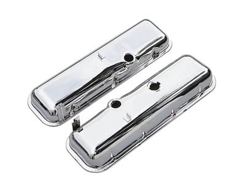 Trans-Dapt Performance Products Chrome Valve Covers 9503