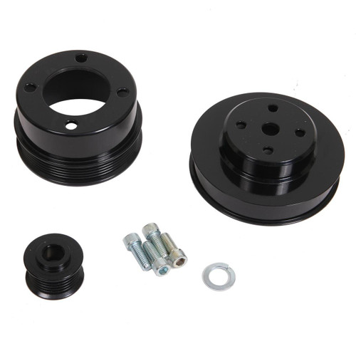 March Performance 1979-93 5.0L Ford Pulley Kits 1015-08