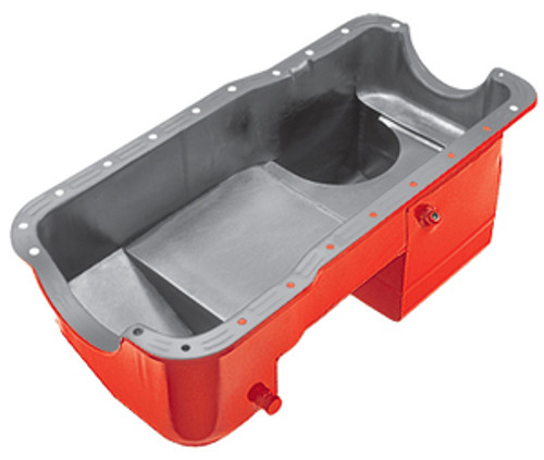 Hamburger's Econo Series Small Block FORD Oil Pan 3080