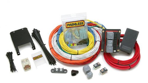 Painless Performance 15-Circuit Extreme Off-Road Harnesses 10144