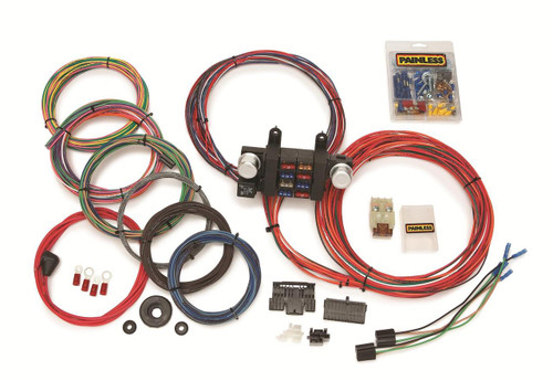 Painless Performance 18-Circuit Modular Chassis Harnesses 10307