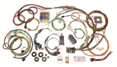 Painless Performance 22-Circuit 1965-66 Mustang Chassis Harnesses 20120