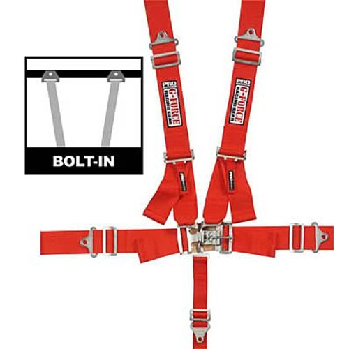 G-FORCE Latch and Link Individual Shoulder Harness Sets 6000RD